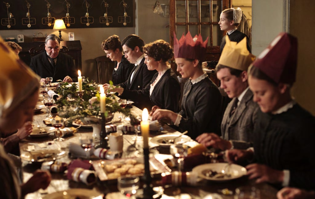 Recipes From the Downton Abbey Christmas Cookbook