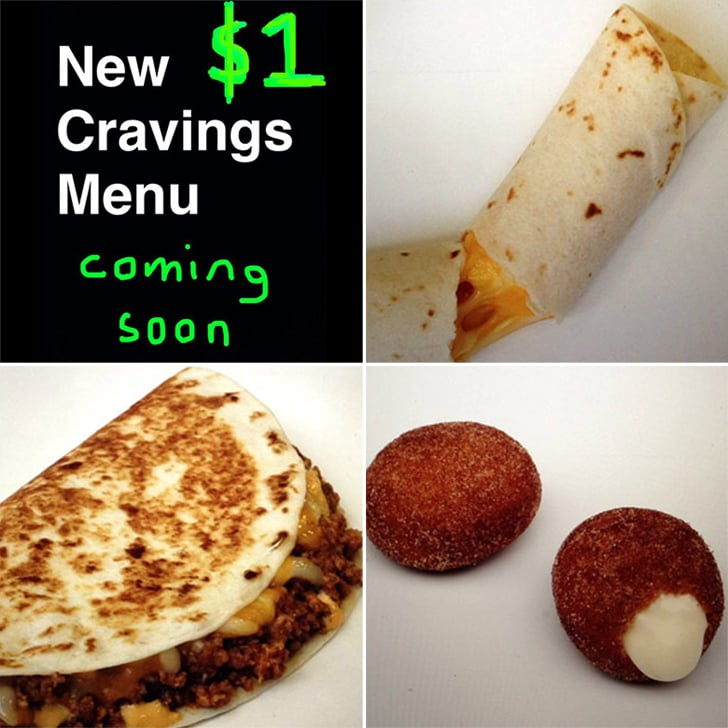 Does the New Taco Bell $1 Cravings Menu Look Awesome or Awful?
