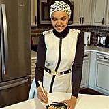Halima Aden's Kitchen