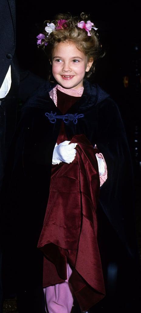 Drew Barrymore, 1982