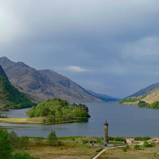 Harry Potter Travel Destinations in Scotland