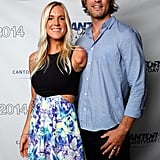 Bethany Hamilton and Adam Dirks