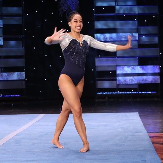 Whip and Nae Nae Gymnast Sophina DeJesus on Ellen