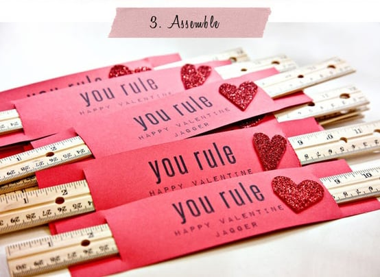 DIY Printable School Valentine\'s Day Cards For Kids | POPSUGAR Moms