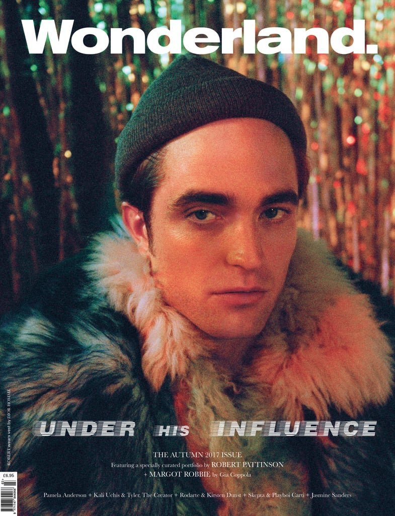 """Aside from rumblings about his relationship with FKA Twigs, we haven't heard or seen much from Robert Pattinson recently. But his flamboyant new cover shoot is about to change that. Sporting a number of theatrical looks, the actor fit right in with the """"twisted realities and media meltdowns"""" theme of Wonderland magazine's Autumn issue.  If you're suffering from Robert Pattinson withdrawal symptoms, read on to see the heartthrob like you've never seen him before!      Related:                                                                                                           Robert Pattinson Might Not Be a Vampire Anymore, but We're Still Thirsty For Him"""