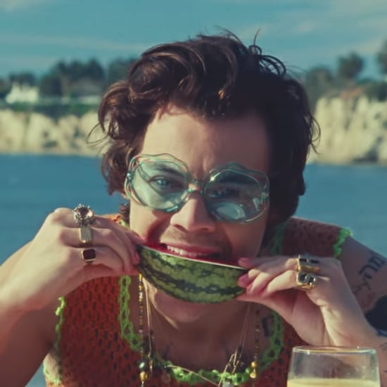 "Harry Styles's Sunglasses in ""Watermelon Sugar"" Music Video"