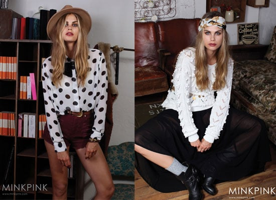 See Mink Pink's Autumn/Winter look Book, Then shop the looks online!