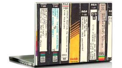 VHS Tape Gadget Skins 2010-08-20 11:11:07