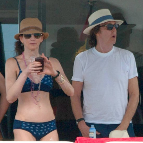 Paul McCartney in Ibiza After Illness