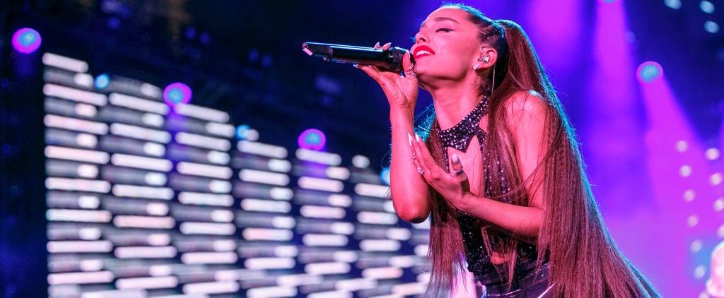 Ariana Grande Sweetener Merchandise
