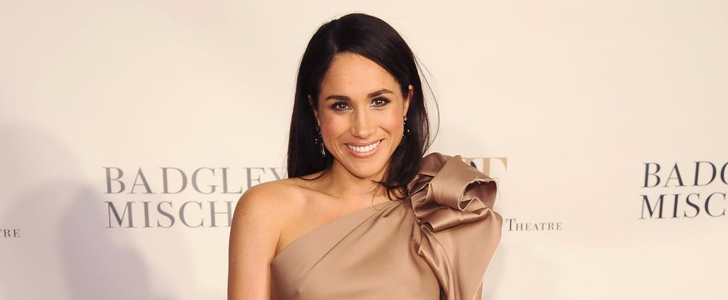 We Have a Feeling Meghan Markle's Future Wedding Dress Will Be Too Beautiful to Handle