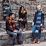 Harry Potter: Knitting Magic Hogwarts Scarf