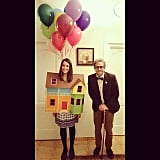 Carl and the House From Up