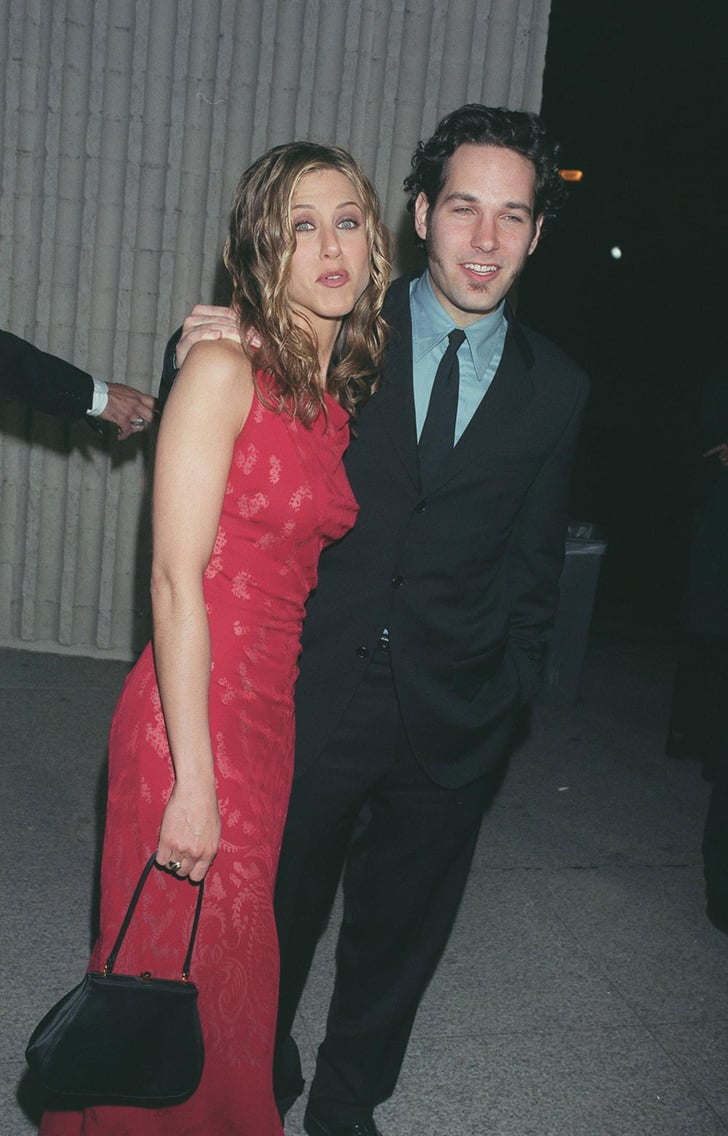 Paul Rudd and Jennifer...