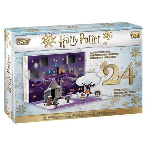 As if we couldn't be any more excited for the holiday season as it is, the word on the street is that Funko — the brand behind those adorable figurines your cool coworkers have on their desks — is dropping a Harry Potter Advent Calendar. And as a certified muggle, I can hardly contain myself. According to Funko's site, the magical Advent calendar comes with 24 figures, as well as a replica of Hagrid's house. How cute! Although there aren't too many details out there yet, Hello Subscription reported that the calendar will likely sell for around $56 and can be found at Target. Now all we need is a little Dumbledore!       Related:                                                                                                           Hogwarts Is in Session! There's a Limited-Edition Harry Potter Trivial Pursuit, and It's Magical