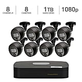 8-Camera Security System