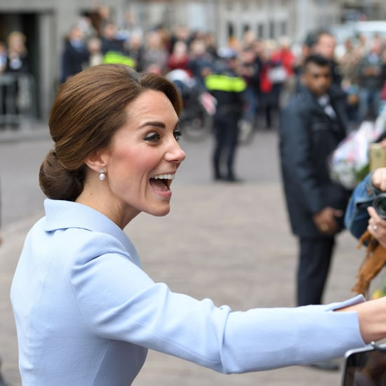 Videos of Kate Middleton Talking to Fans