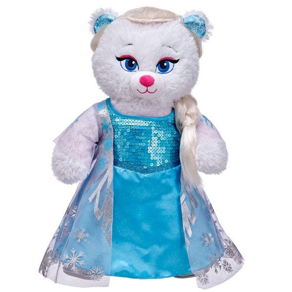 Build a Bear Elsa Bear