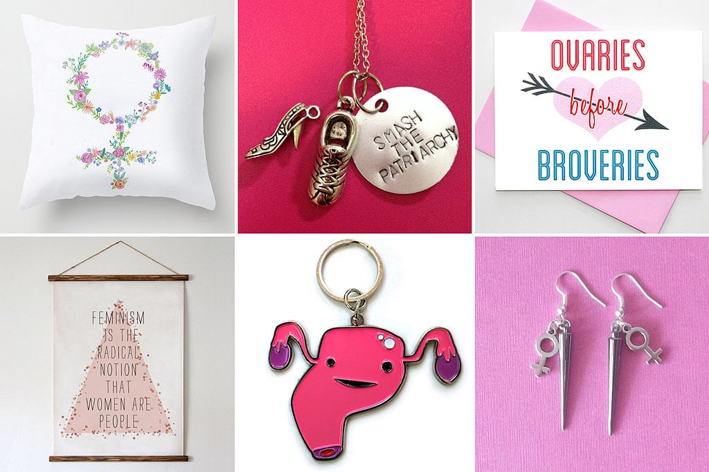 Girl-Power Gifts For Your Feminist BFFs