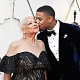 Pictured: Celebrities, Oscars, and Michael B. Jordan