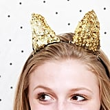 Sequin Animal Ears