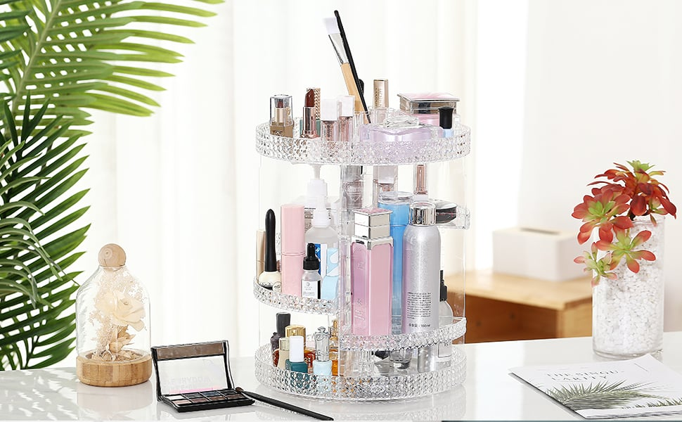 Awenia Makeup Organiser