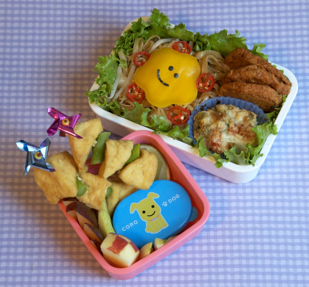 Thai Leftovers Bento