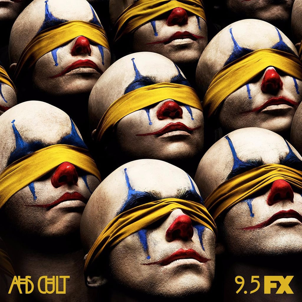 All the Creepy Posters We've Seen For American Horror Story: Cult
