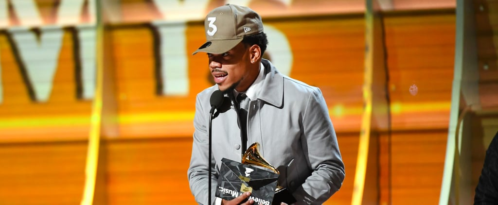 Chance the Rapper Wins Best New Artist, Refuses to Leave the Grammys Stage