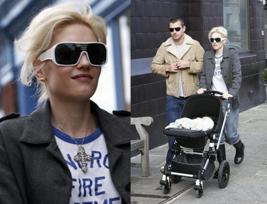 Gwen & Gavin Go for a Stroll