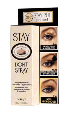 Benefit Cosmetics Stay Don't Stray Primer Review