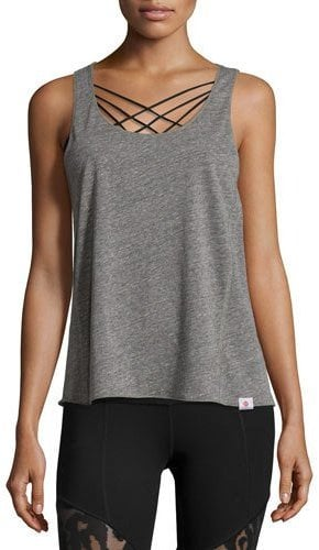 Vimmia Pacific Tie-Back Athletic Tank
