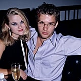 Reese and Ryan were quite cozy at the LA premiere of 54 in August 1998.