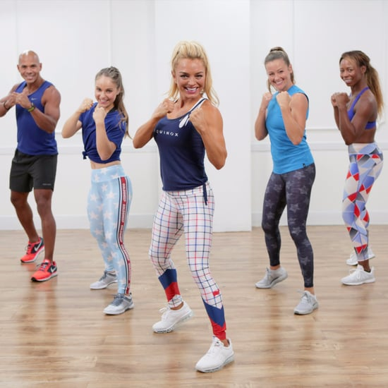 500-Calorie Cardio Boxing Workout