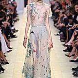 Celebrities Wearing Dior 2017 Spring