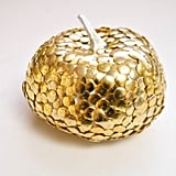Golden Thumbtack Pumpkin