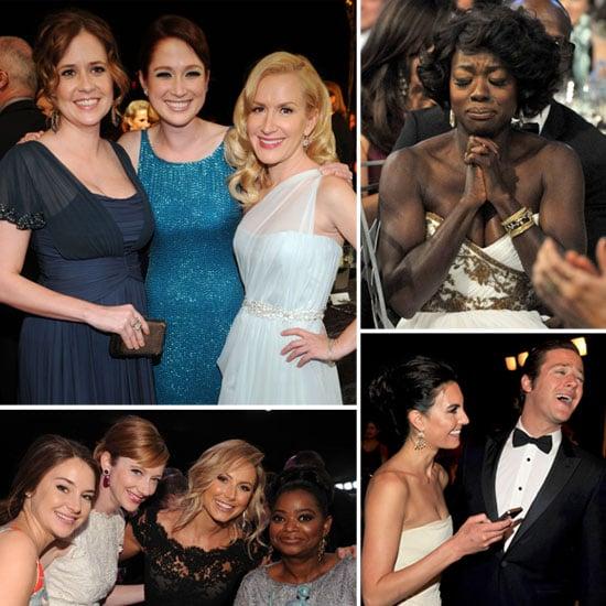 Celebrity Pictures Inside the SAG Awards