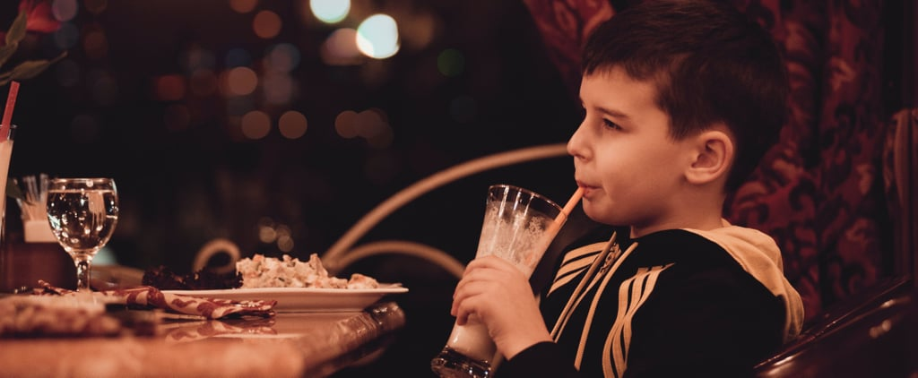 Why It's OK to Bring Your Kids to Restaurants