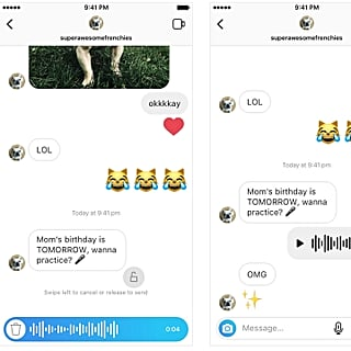 How to Use Instagram Voice Direct Messages