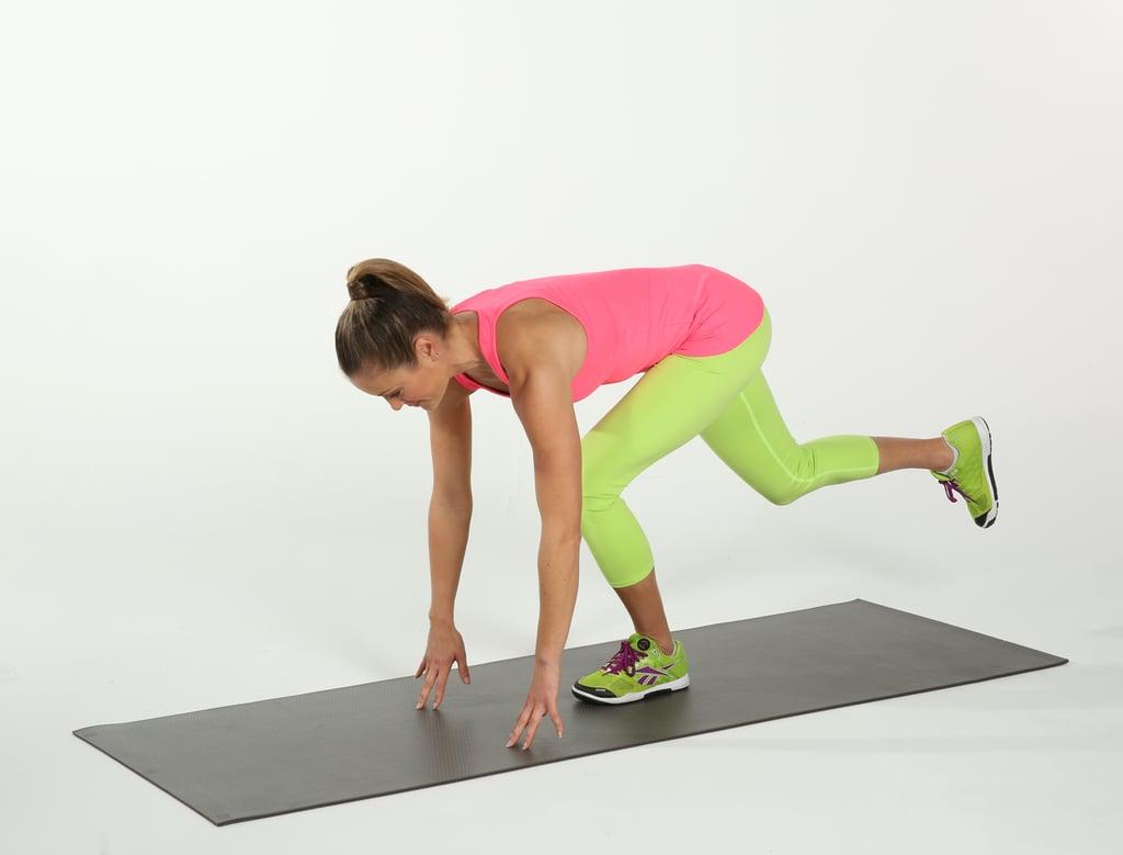 Single-Leg Balance Touch