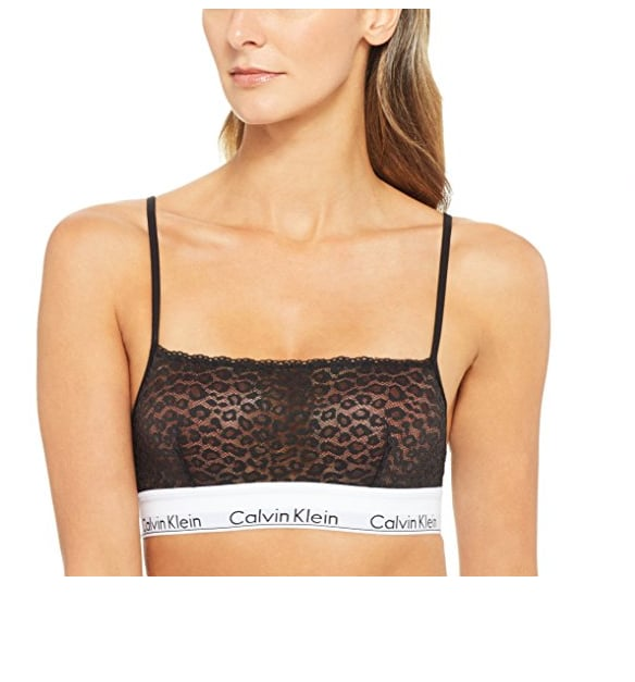 74a2956f7c Calvin Klein Women s Modern Cotton Lace Unlined Bra ( 34.98 ...
