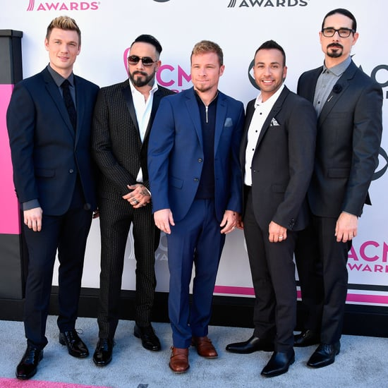 Backstreet Boys at the 2017 ACM Awards
