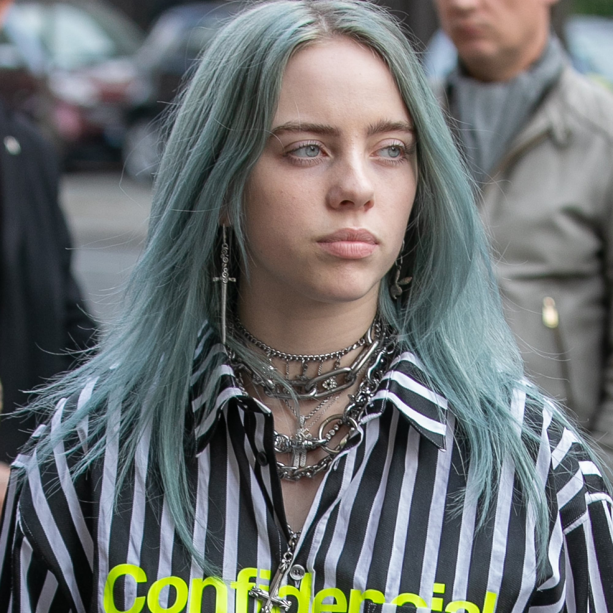 Billie Eilish New Hair Color Popsugar Beauty