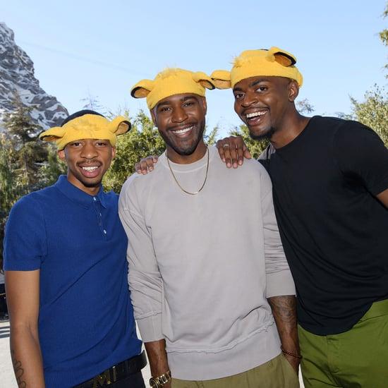 DWTS: Karamo Brown Dedicates Lion King Performance to Sons