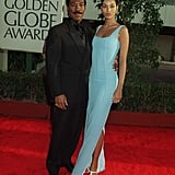 Eddie Murphy and Nicole Mitchell Murphy
