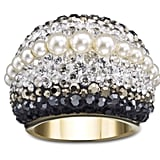 Swarovski Chic Royalty Ring ($240)