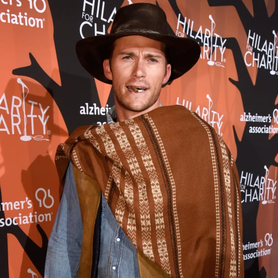 Scott Eastwood Cowboy Halloween Costume 2016