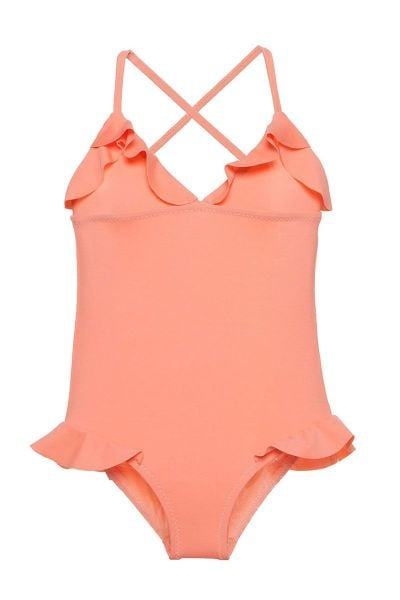 So Solid Willa One-Piece in Mint Haze