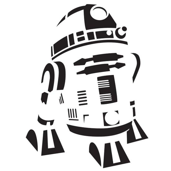 graphic about Star Wars Pumpkin Stencils Free Printable titled No cost Star Wars Pumpkin Templates POPSUGAR Tech