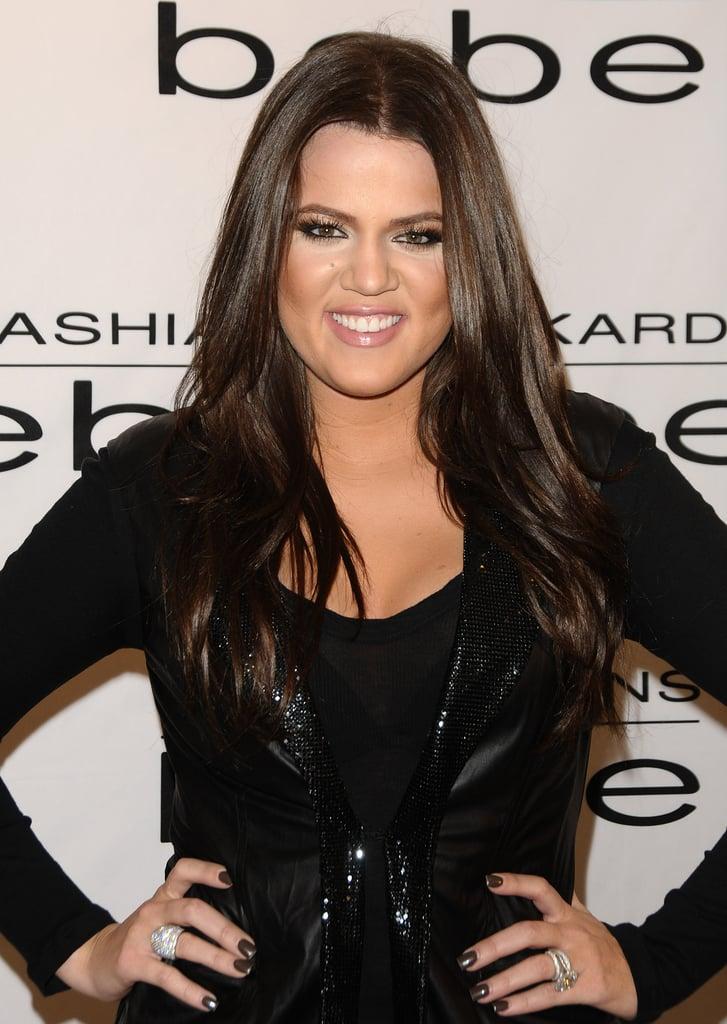 Khloé Kardashian in 2010